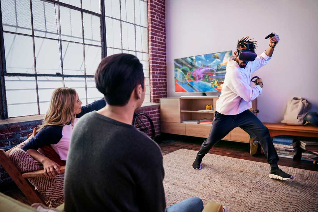 Face-book Would like to Create Your Whole body to Virtual Reality reality